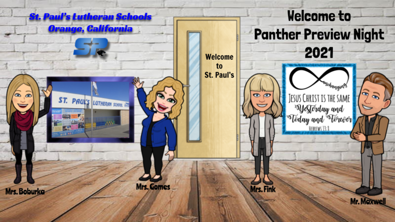 Virtual Panther Preview Premier - click here! Featured Photo