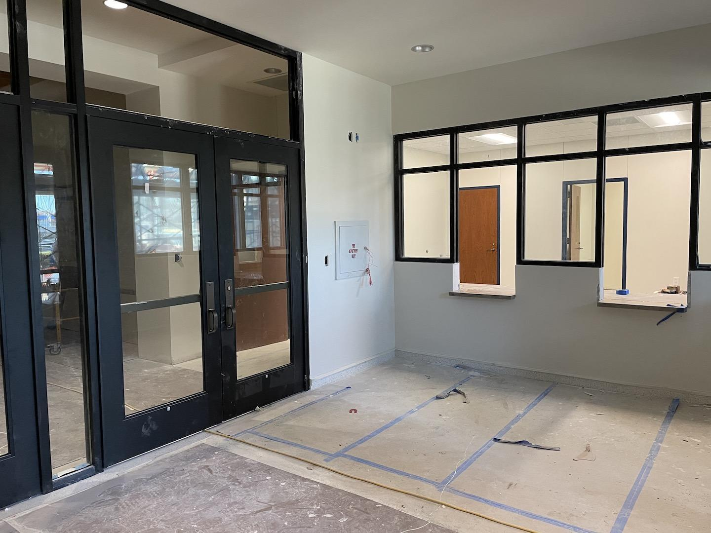 HPHS new security office 122020