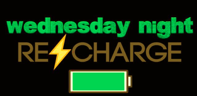 Wednesday Night Recharge Bible Study- Starts March 3rd! Featured Photo