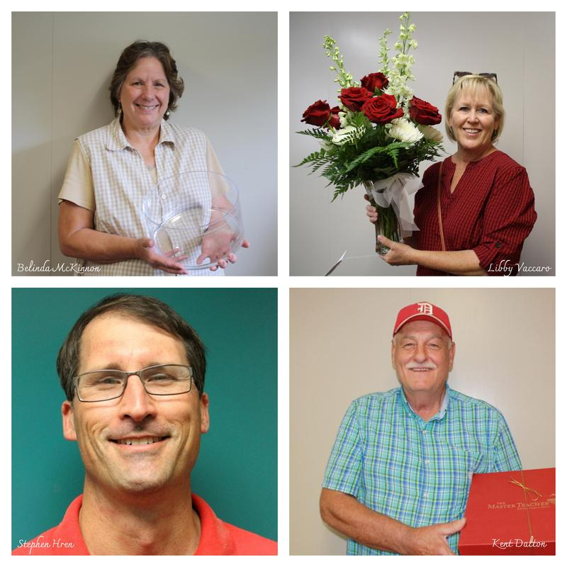 Teachers, staff honored for years of service to Grand County School District Featured Photo