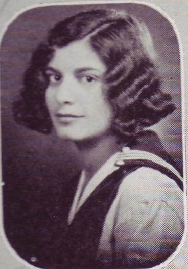 Pauline Parque 1928