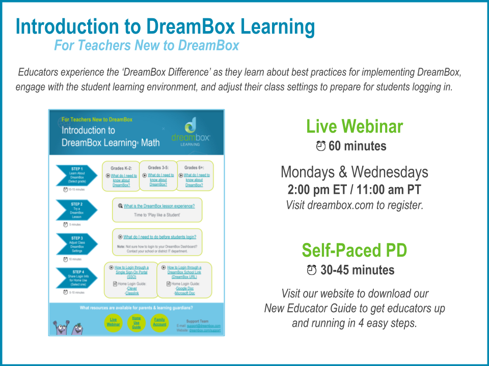Intro to Dreambox
