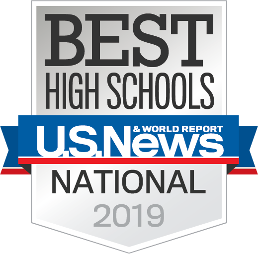 U.S. News & World Report Best High School 2019