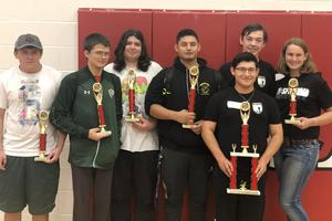 CLHS Chess team
