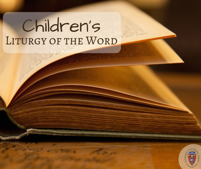 Children's Liturgy Featured Photo
