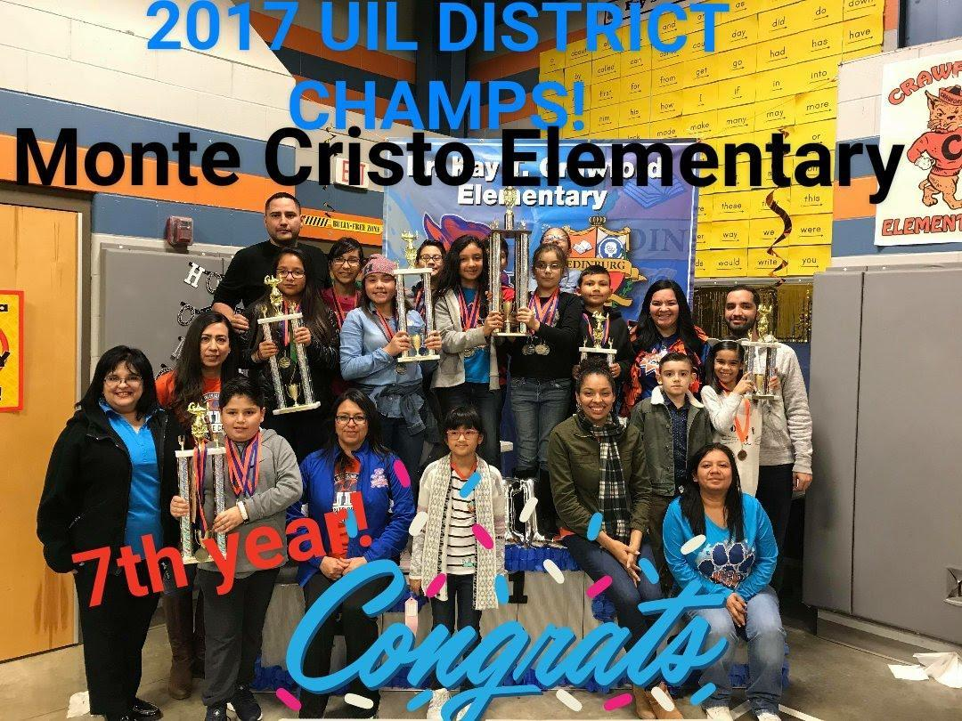 UIL District Champion Pictures