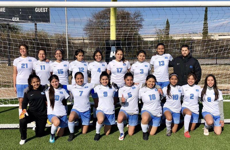 Varsity Girls Soccer Thumbnail Image