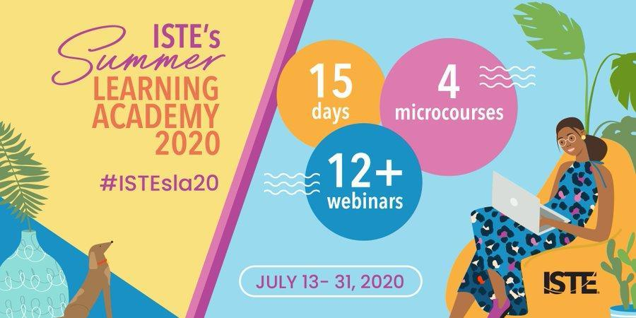 ISTE Summer Learning