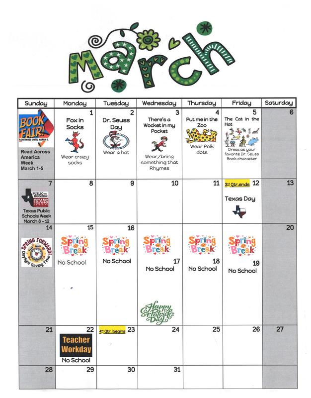 March Happenings Featured Photo