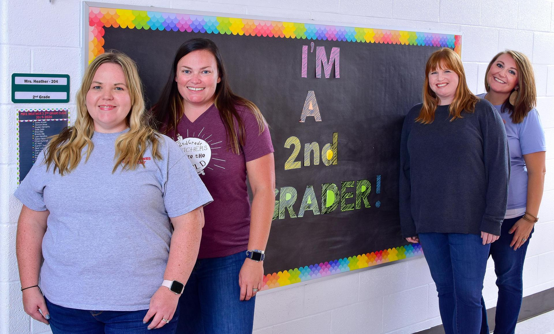 2nd Grade Teachers
