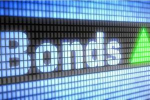 Image of sign that has the word bonds