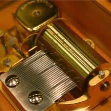 Music box workings