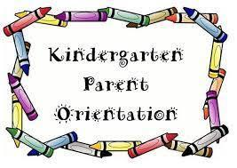 Kindergarten Orientation Video Thumbnail Image