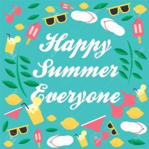 Happy Summer Everyone!