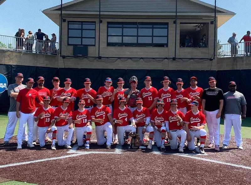 Cardinal Baseball Headed to the Final Four!!! Featured Photo