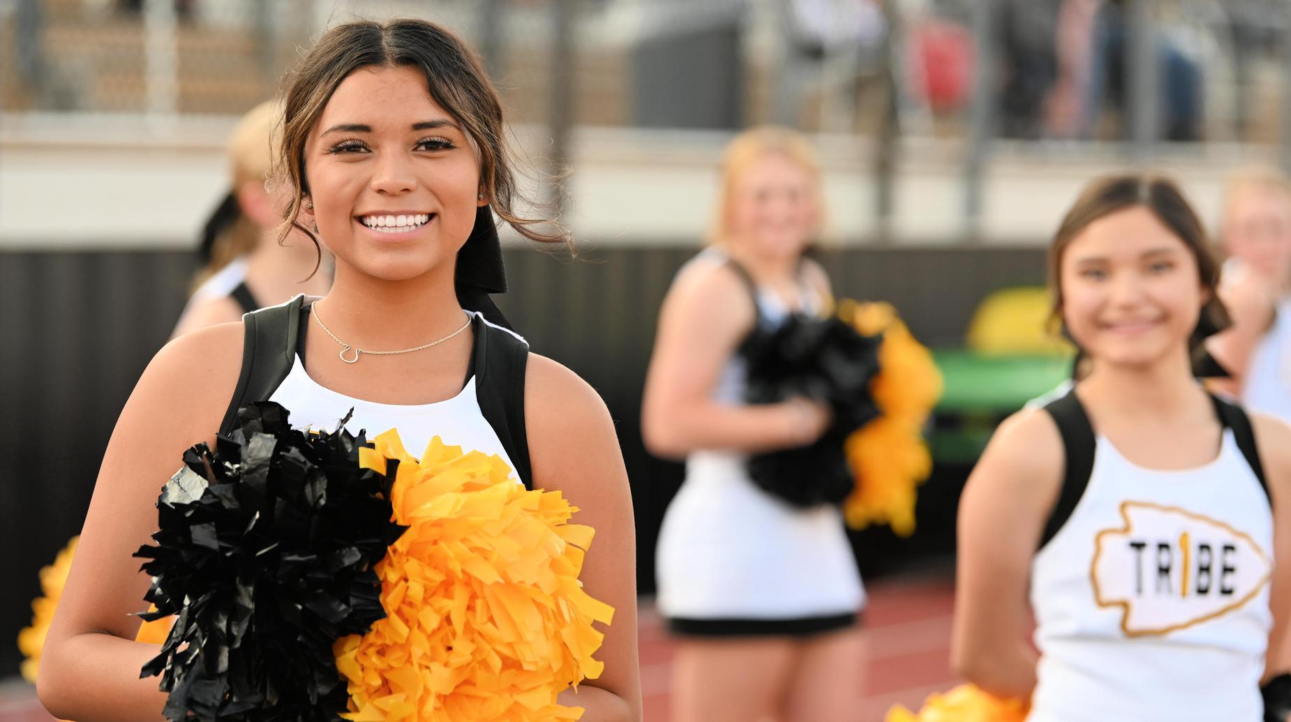 cheerleader at seminole high school