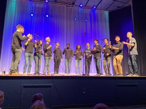 Yale Whiffenpoofs at HHCA