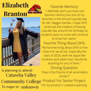 Elizabeth Branton