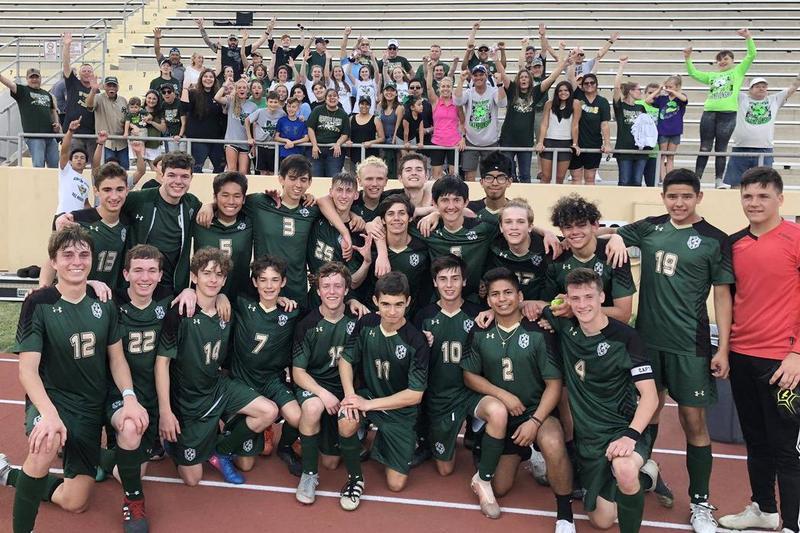 CLHS Soccer team