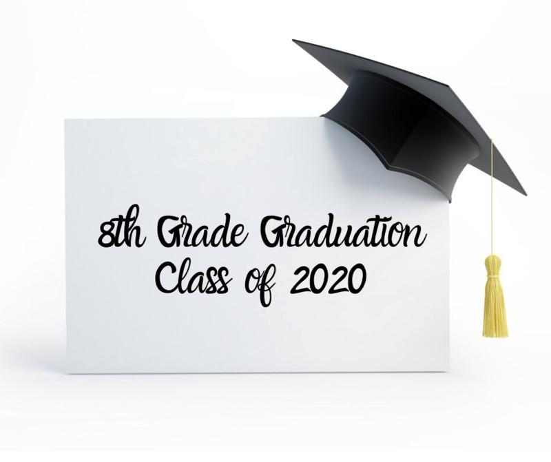 PYMS 2020 8th Grade Graduation Ceremony Featured Photo