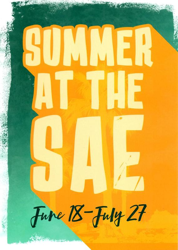 Summer At The SAE - Summer Arts Program Featured Photo