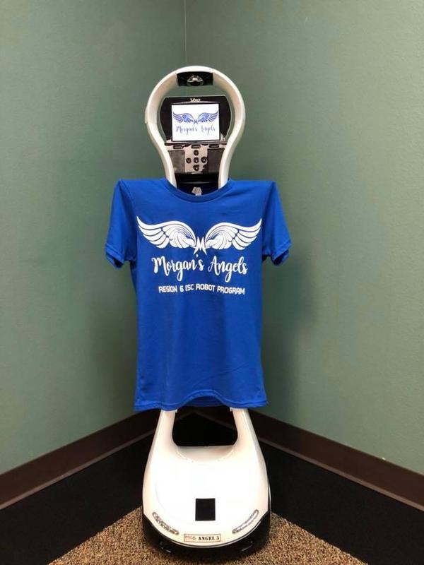 Morgans Angels Robot Pic
