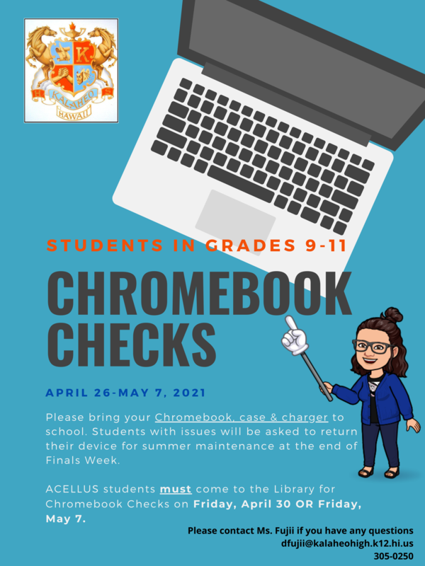 Chromebook Check