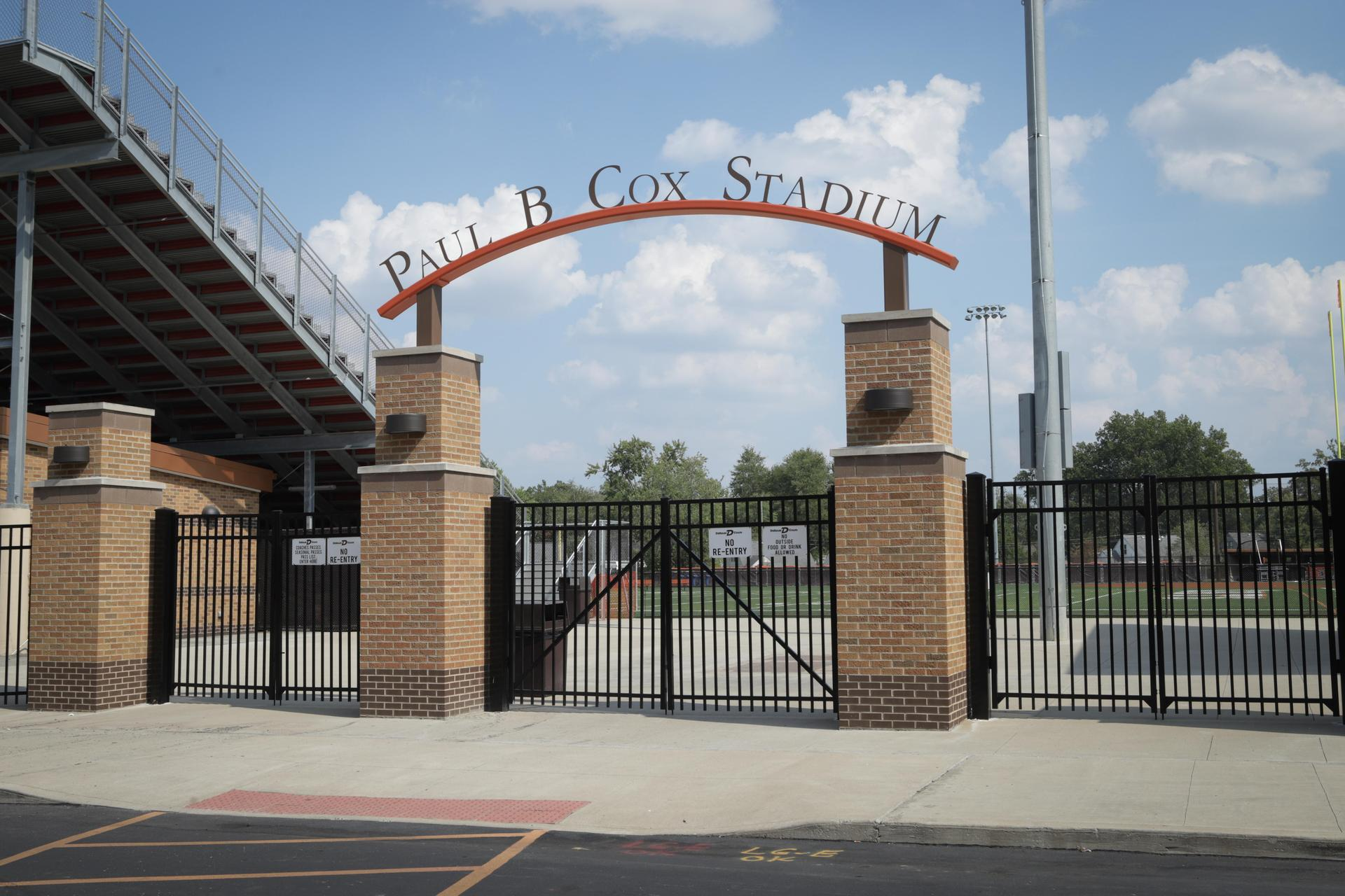 DeSales High School Paul B. Cox Stadium