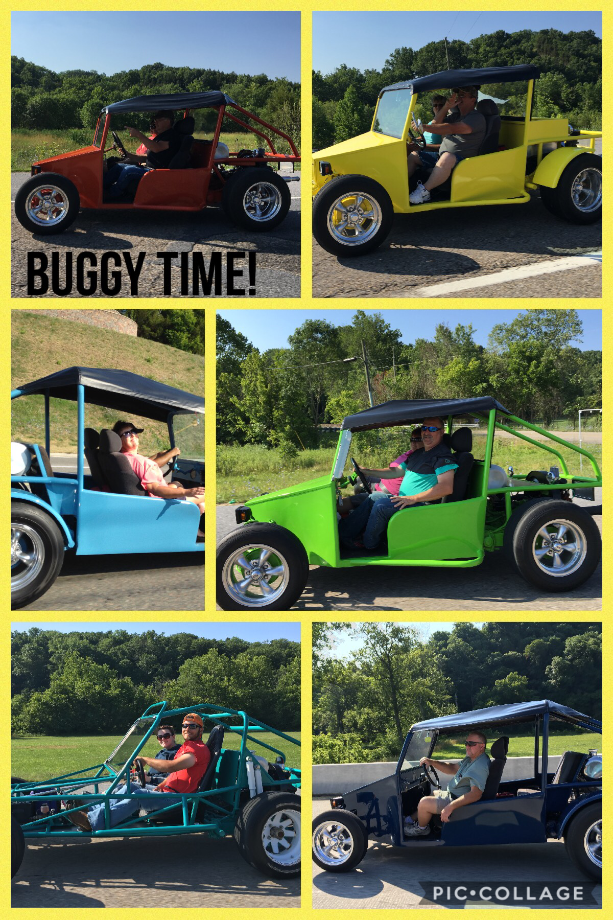 Buggy Rides