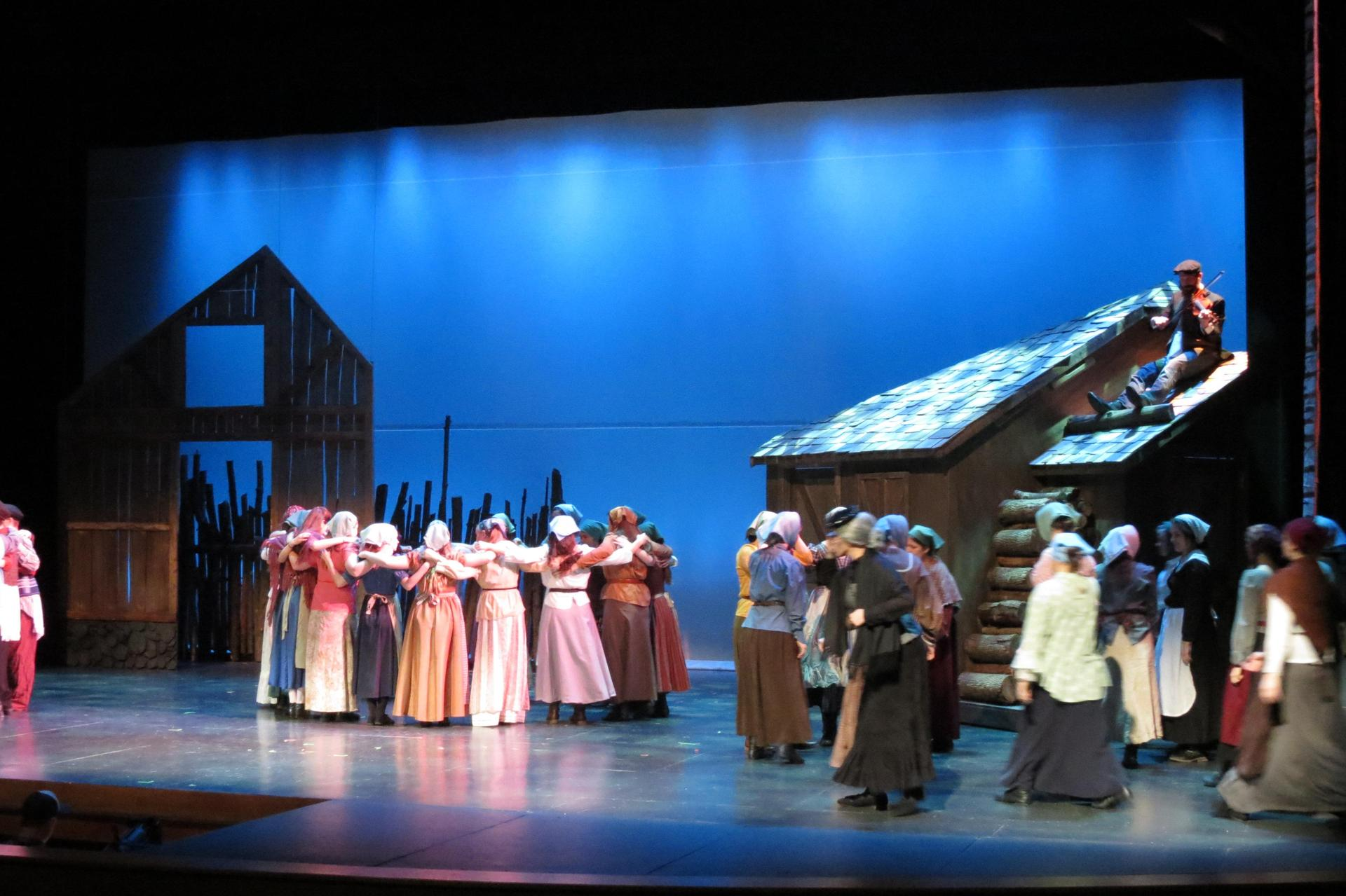 fiddler on the roof performance