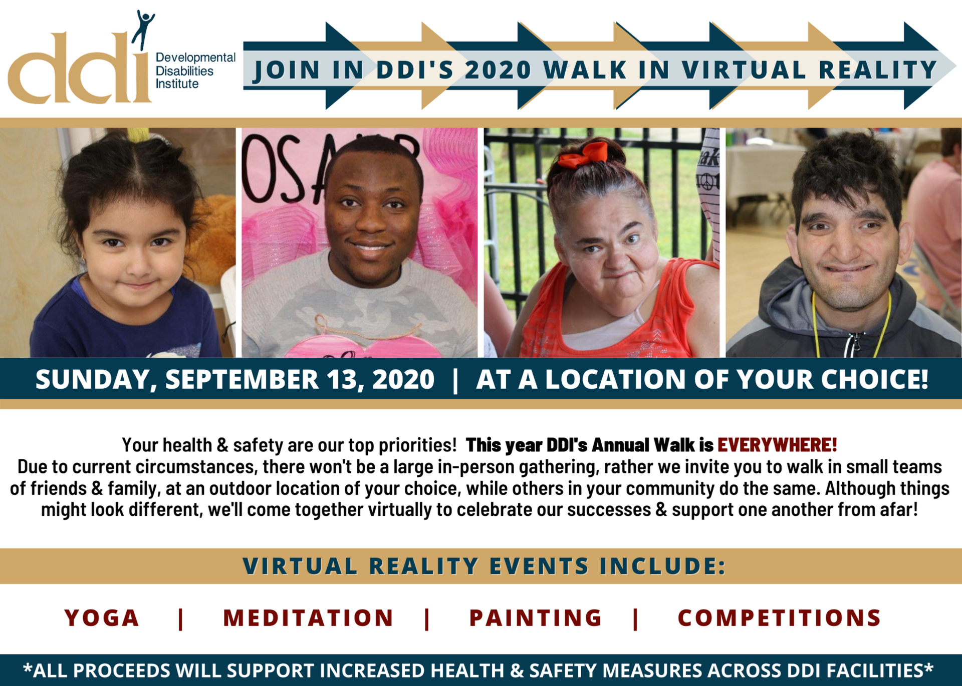 WALK 2020 invitation page 1