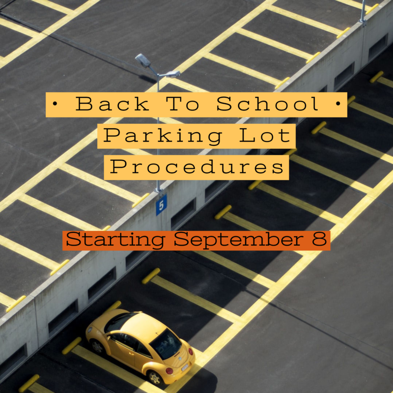 Parking Lot Procedures Thumbnail Image