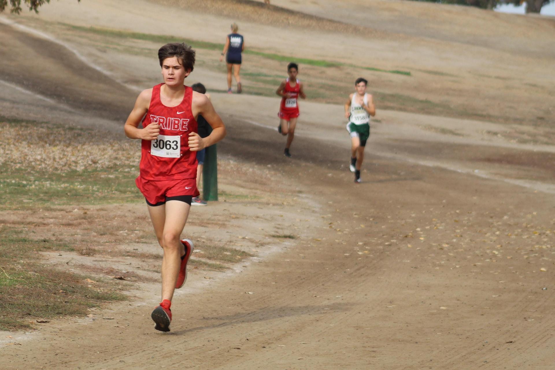 Tyler Henson Running
