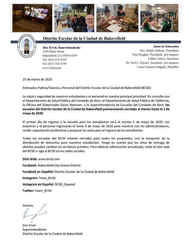 BCSD extended closure letter Spanish.jpg