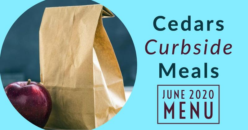 June 2020 Curbside Menu