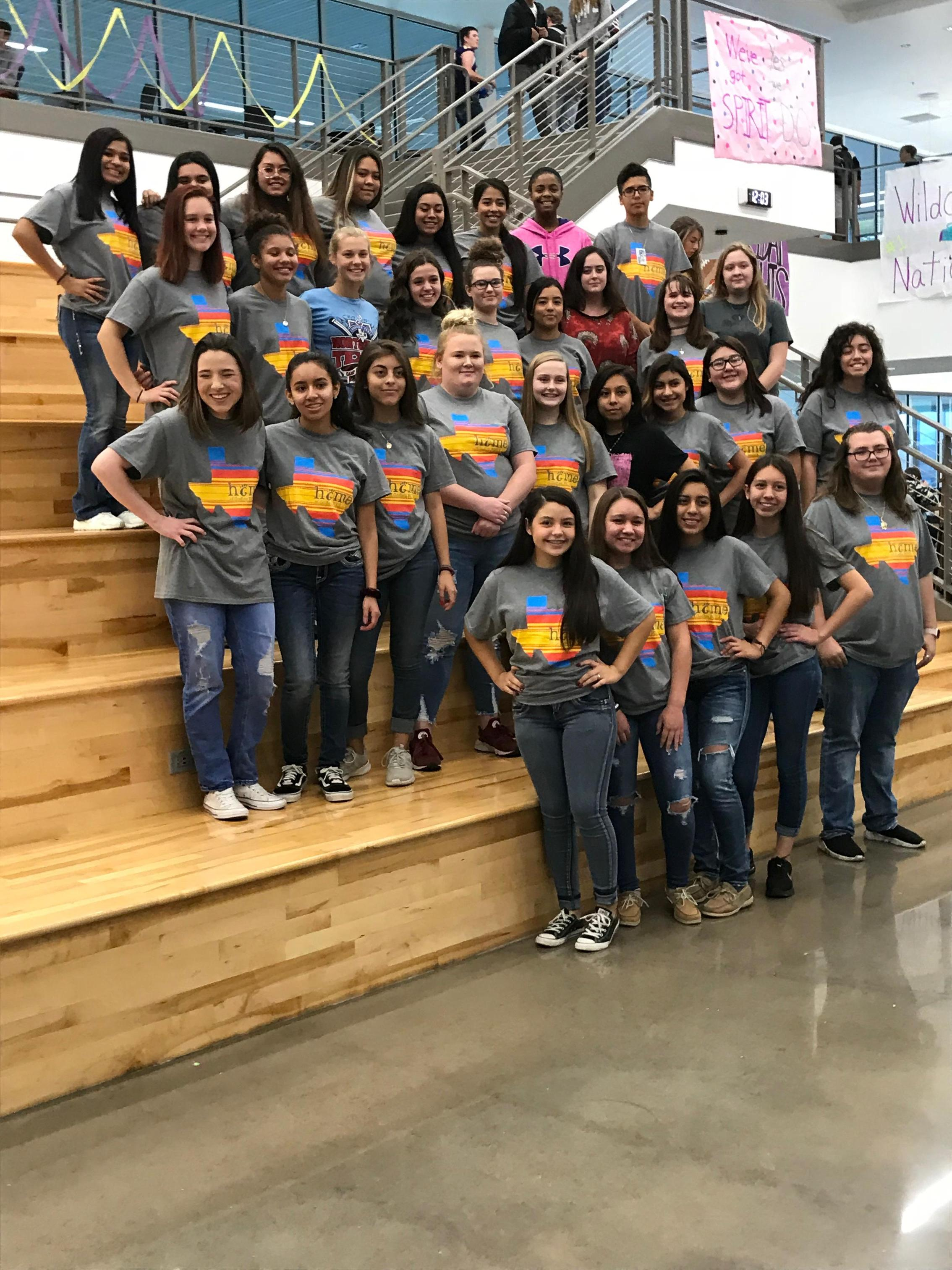 2018-2019 Godley FCCLA Members