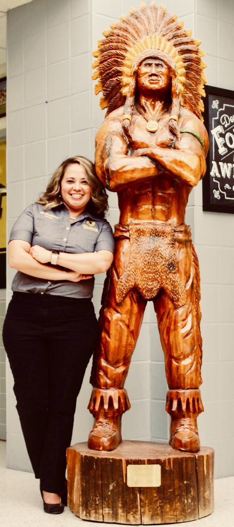 Monica Kaufmann Principal