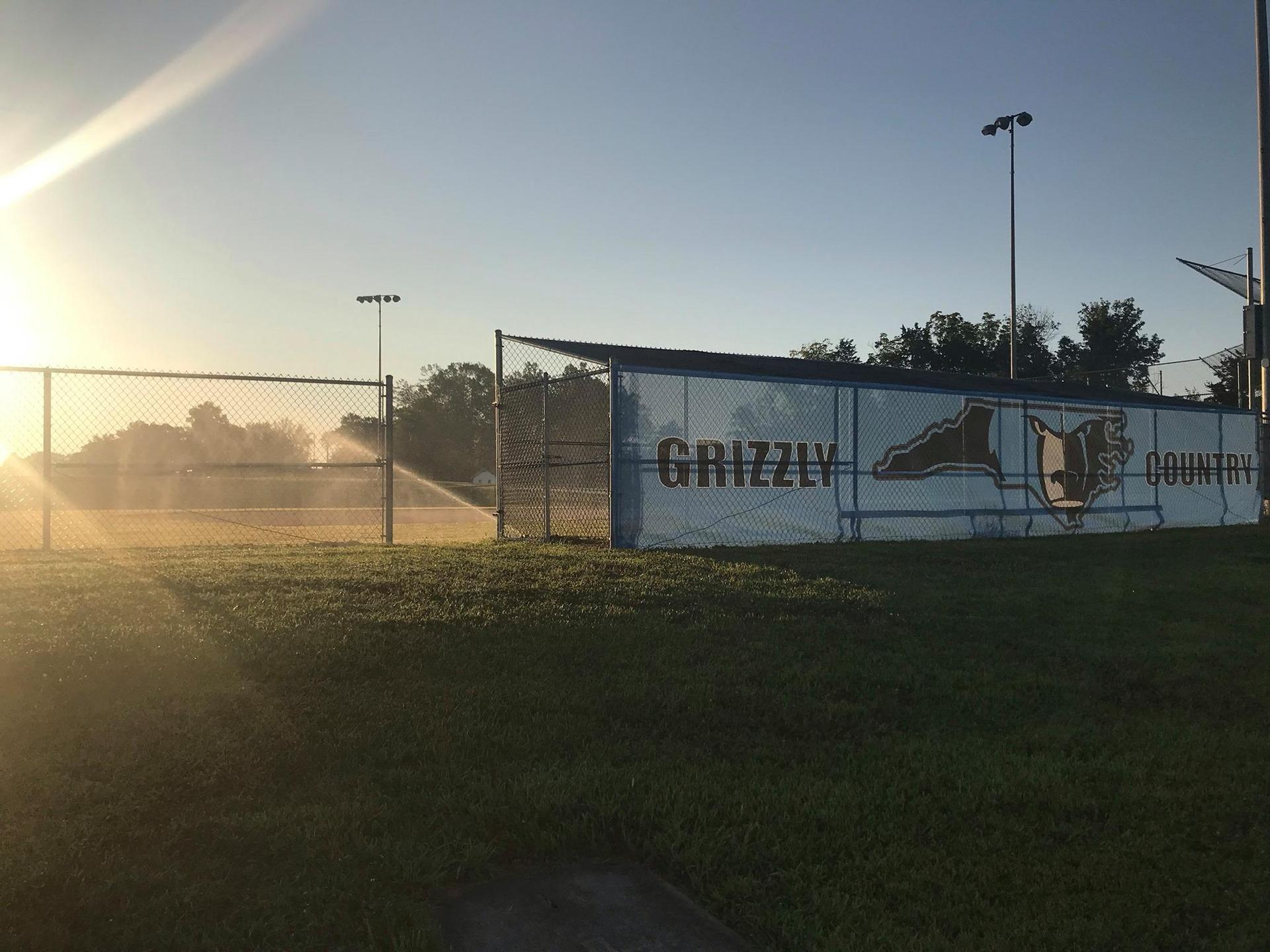 Softball Grizzly Field