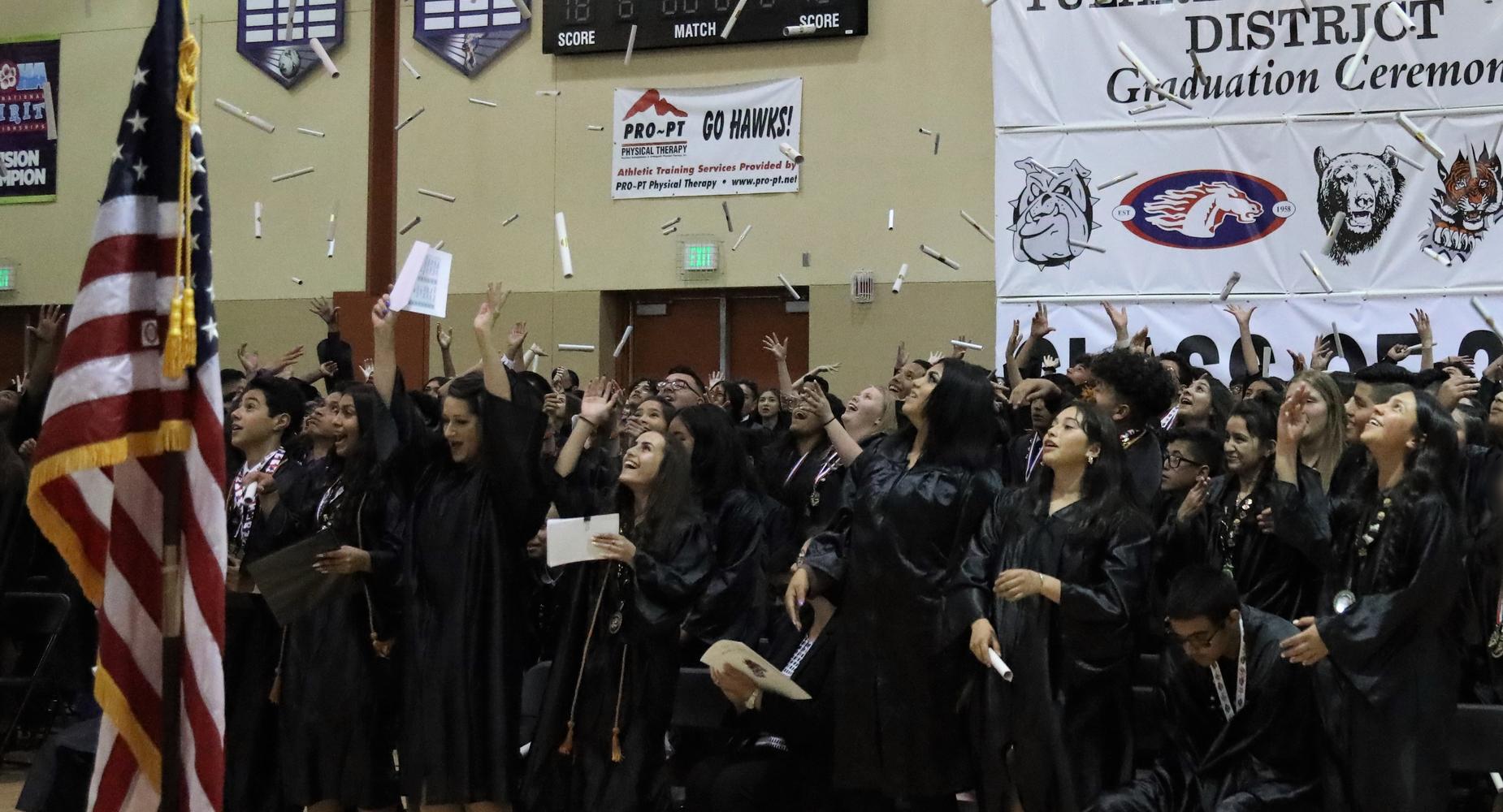 Los Tules Graduation