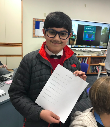 Jr. High Enrichment Gallery Walks Featured Photo