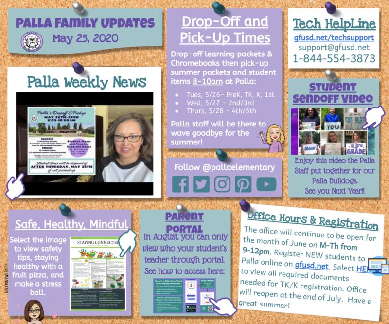 Palla Family Update #5 Thumbnail Image