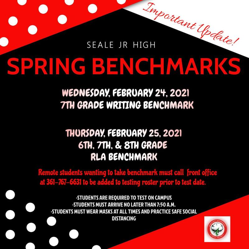 Updated Benchmark Information Featured Photo