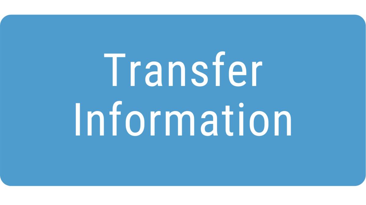student transfer information