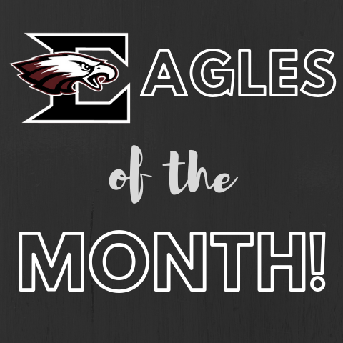 Congratulations to our March Eagles of the Month! Thumbnail Image