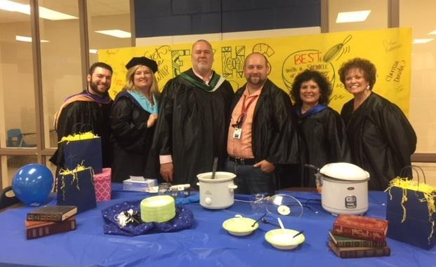 ECHS Teacher Scholars Place at LVHS Chili Cook-off! Thumbnail Image