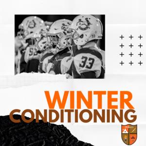Winter conditioning