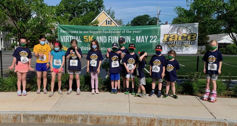 2021 BC Race to Educate Achieves $150,000 Fundraising Goal Featured Photo