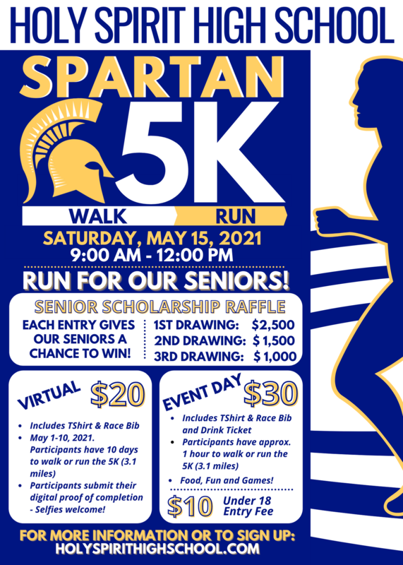 Spartan 5K - May 15th - Registration Now Open! Featured Photo