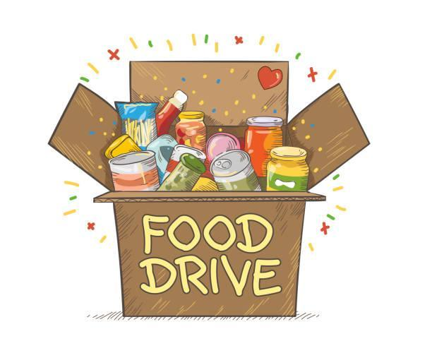 food drive photo