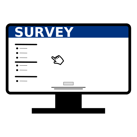 Parent Guardian Survey Icon